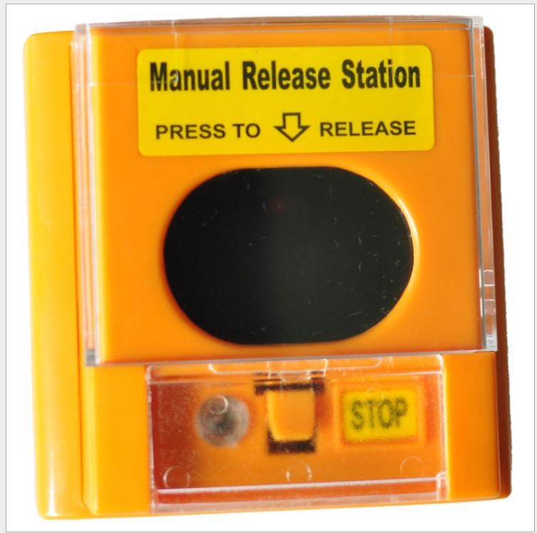 Fire Fighting Gas extinguish Manual release station